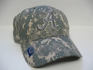 Alabama Camo Hat
