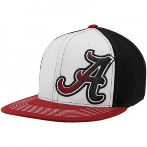 Alabama Fitted Hats