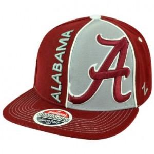 Alabama Flat Bill Hats