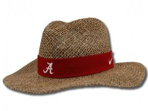 Alabama Straw Hat