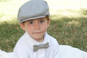 Baby Boy Flat Cap Hats