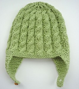 Baby Hat Knit Pattern