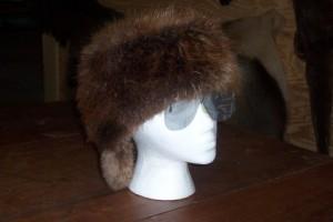 Beaver Tail Hat