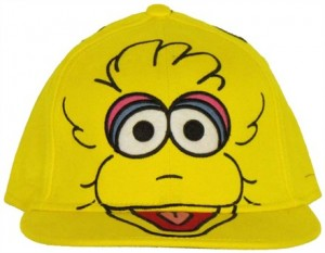Big Bird Hat