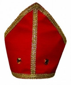 Bishop Hat Image
