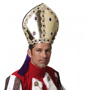 Bishop Hat Images