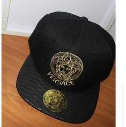 Black Versace Hat