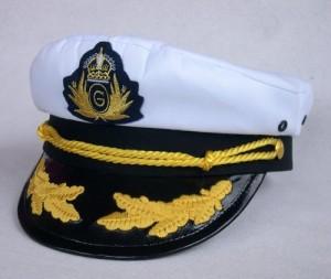 Boat Captains Hat