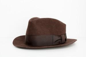 Brown Fedora Hats for Men