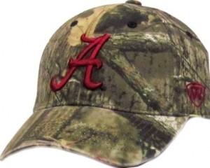 Camo Alabama Hat