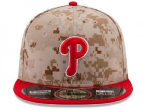 Camo Phillies Hat