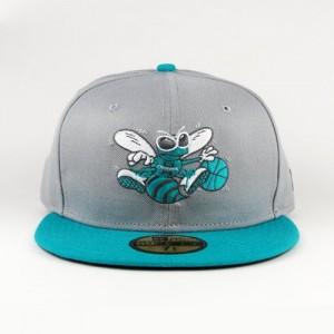 Charlotte Hornets Fitted Hats