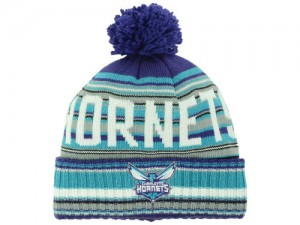 Charlotte Hornets Knit Hats