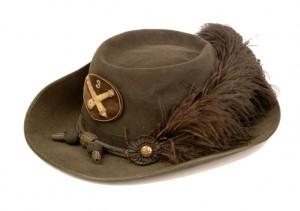Civil War Slouch Hats