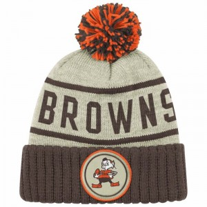 Cleveland Browns Knit Hat