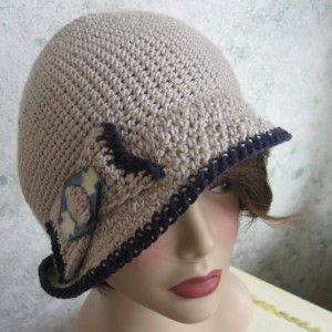Cloche Hat Pattern