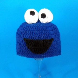 Cookie Monster Hat Image