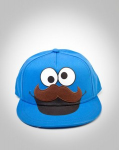 Cookie Monster Hat Picture
