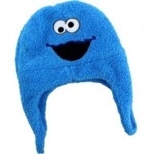 Cookie Monster Winter Hat