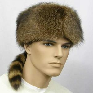 Coon Skin Hat