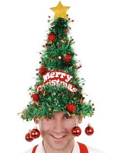 Christmas hats for adults photo album christmas tree decoration crazy hats tag hats solutioingenieria Images