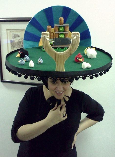 Crazy Hats Tag Hats