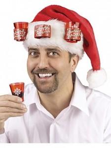 Crazy Santa Hats