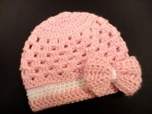 Crochet Newborn Hat Pattern