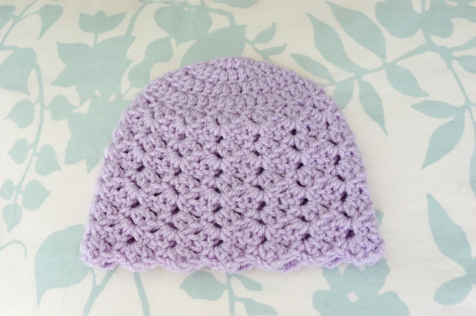 Crochet Baby Beanie Pattern Easy : Newborn Hats ? Tag Hats