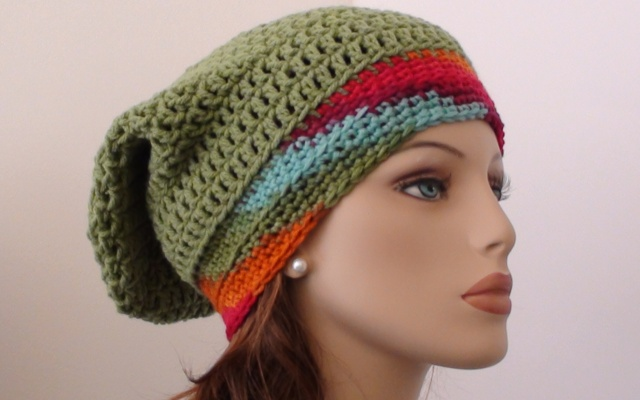 Pattern Crochet Slouchy Hat : Slouchy Hats ? Tag Hats