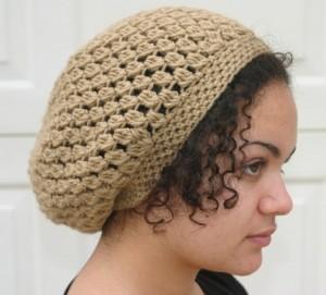 Crochet Slouch Hat Patterns