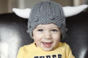 Crochet Viking Hat Pattern