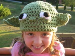 Crochet Yoda Hat Pattern
