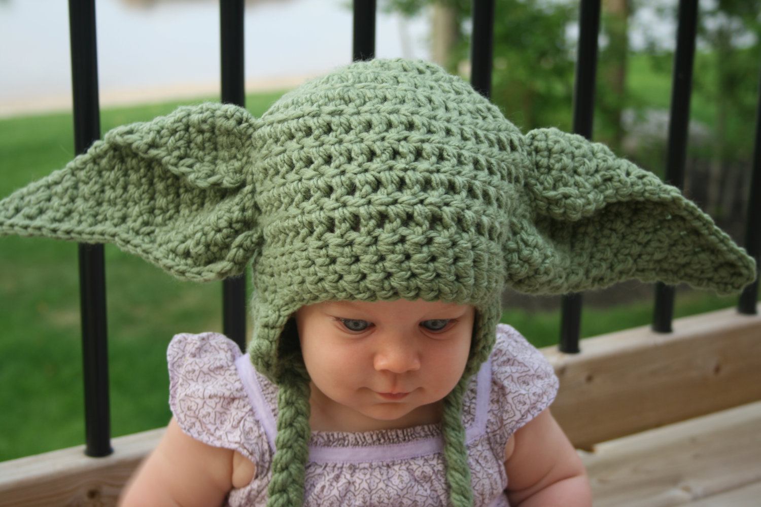 Knitting Pattern For Baby Yoda Hat : Yoda Hats   Tag Hats