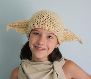 Crochet Yoda Hats