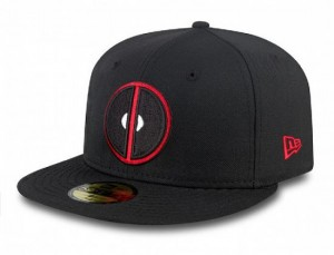 Deadpool Fitted Hats