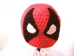 Deadpool Hat Image