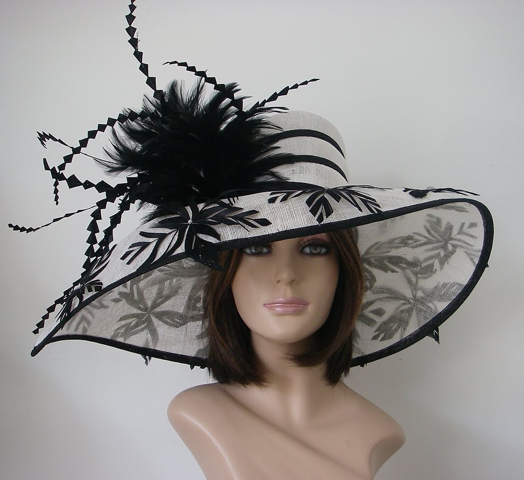Women's designer hats for any occasion - large selection of ladies designer hats at Samuel's Hats.