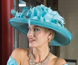English Wedding Hats