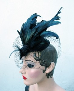 Fascinator Hats Etsy