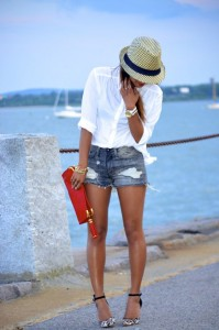 Fedora Hat for Women Beach