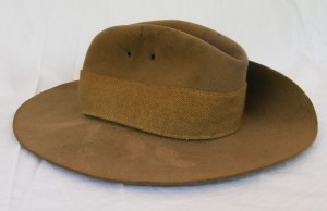 Felt Slouch Hat