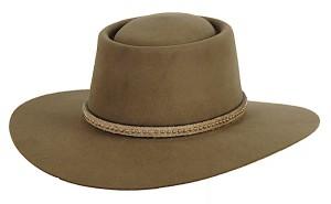 Flat Brimmed Cowboy Hats