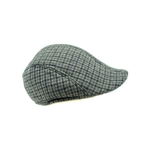 Flat Cap Hat Pattern