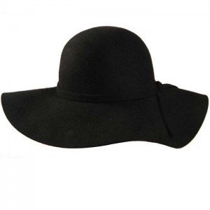 Floppy Sun Hats Black