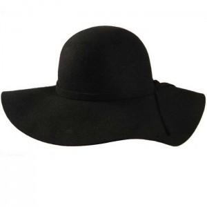 Floppy Sun Hats Black