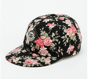 Floral Hat Picture