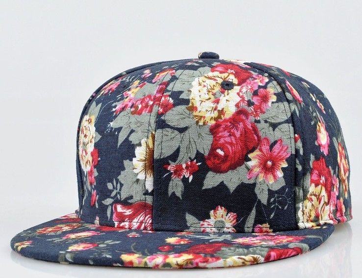 Floral Snapback Hats For Girls Floral Hats For Girls