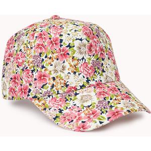 Floral Print Hats