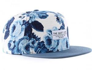 Floral Snapback Hats